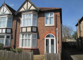 Thumbnail 3 bed semi-detached house to rent in Lynn Road, Wisbech