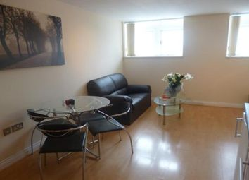 Thumbnail 1 bed flat to rent in The Gateway, Salford