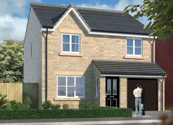 Thumbnail 4 bedroom detached house for sale in Scholar's Park, Bourne Avenue, Darlington, County Durham