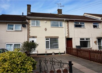 Thumbnail 3 bed town house for sale in Kinross Avenue, Leicester