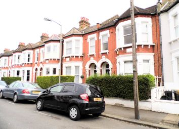 Thumbnail 3 bed flat to rent in Foxbourne Road, London