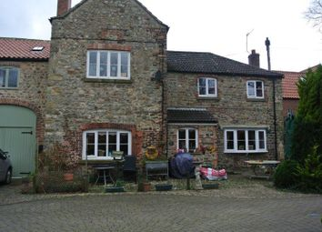 Thumbnail 3 bed cottage to rent in 5c, North End, Bedale