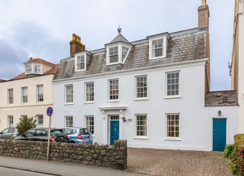 Thumbnail 4 bedroom terraced house for sale in Doyle Road, St. Peter Port, Guernsey