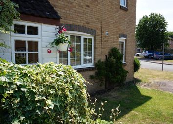 Thumbnail 1 bed terraced house for sale in Roman Gardens, Kings Langley