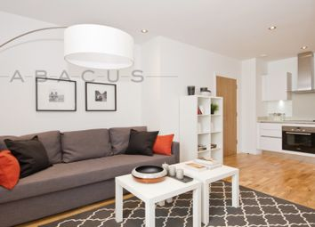 Thumbnail 2 bedroom flat for sale in Gateway House, Regents Park Road, Finchley Central