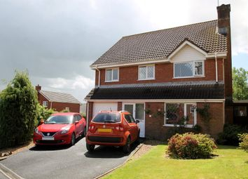 Thumbnail 4 bed detached house for sale in Summerfield Court, Ivybridge