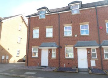 Thumbnail 4 bed town house to rent in Blackmires Way, Sutton-In-Ashfield