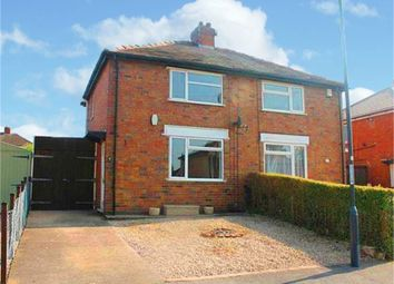 Thumbnail 2 bed semi-detached house for sale in Sefton Road, Chaddesden, Derby