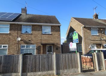 Thumbnail 2 bed semi-detached house for sale in Salterford Road, Hucknall, Nottingham