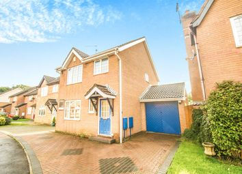 Thumbnail 3 bedroom detached house for sale in Heol Draenen Wen, Cardiff