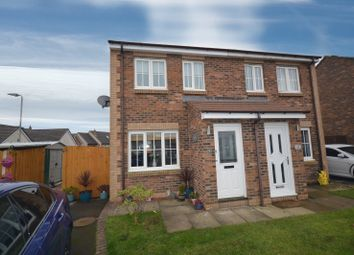 Thumbnail 2 bed semi-detached house for sale in Eagles Way, Moresby Parks, Whitehaven, Cumbria