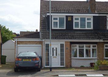 Thumbnail 3 bed semi-detached house for sale in Rhona Drive, Great Sankey, Warrington