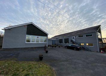Thumbnail Commercial property for sale in Llynyfran Road, Llandysul