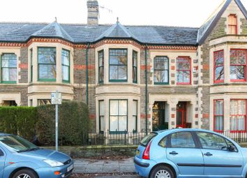 Thumbnail 3 bed terraced house to rent in Plasturton Gardens, Cardiff
