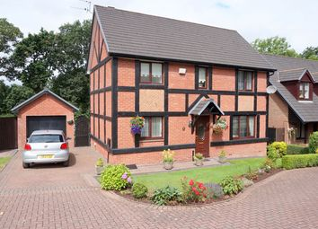 Thumbnail 4 bed detached house for sale in Clos-Y-Cawarra, Cardiff
