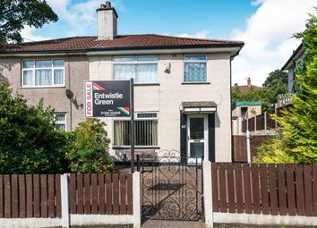 3 bed semi-detached house for sale in Waggon Road, Breightmet, Bolton, Greater Manchester BL2