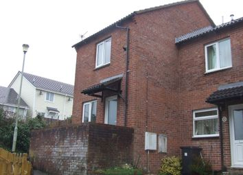 Thumbnail 2 bed end terrace house to rent in Long Meadow Drive, Barnstaple