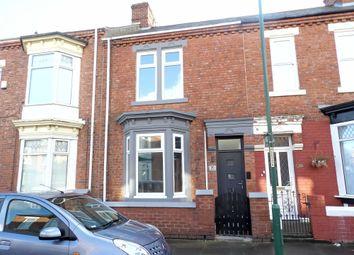 Thumbnail 3 bedroom terraced house for sale in Trajan Street, South Shields