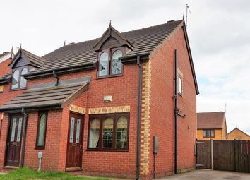 Thumbnail 2 bed semi-detached house for sale in Tilia Close, Hull