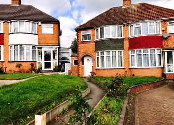 Thumbnail 3 bed semi-detached house to rent in The Rise, Off Perry Wood Road, Great Barr