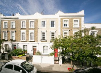 Thumbnail 4 bed terraced house to rent in Willes Road, London