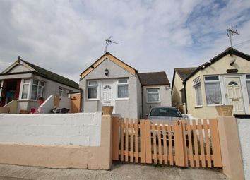 Thumbnail 1 bed bungalow for sale in Riley Avenue, Jaywick, Clacton-On-Sea
