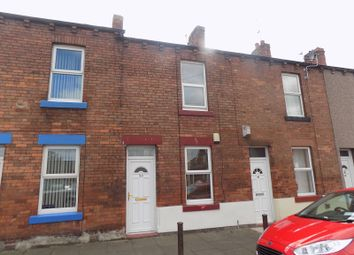 Thumbnail 2 bed terraced house to rent in Morton Street, Carlisle