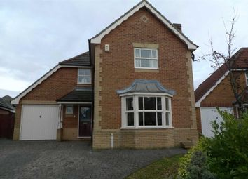 Thumbnail 4 bed detached house to rent in The Chaddock Level, Worsley, Manchester
