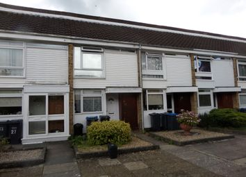 Thumbnail 2 bed terraced house for sale in Alpine Close, Croydon, Surrey