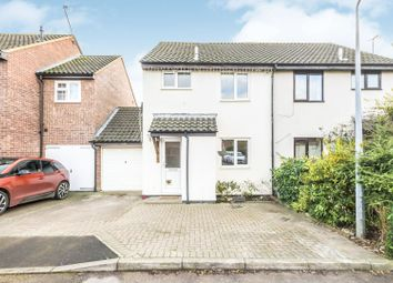 Thumbnail 3 bed semi-detached house for sale in Carters Close, Stevenage