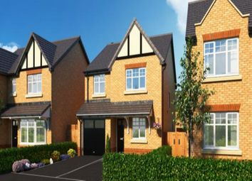 Thumbnail 4 bed detached house for sale in The Ludlow Gibfield Park Avenue, Atherton, Manchester