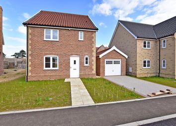 Thumbnail 3 bed detached house for sale in Roxbury Drive, East Harling, Norwich