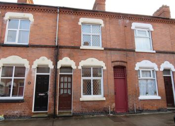 Thumbnail 2 bed terraced house to rent in Churchill Street, Leicester