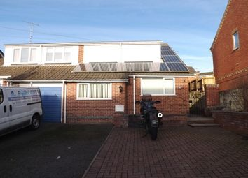 Thumbnail 3 bed semi-detached house to rent in Leicester Road, Whitwick, Coalville