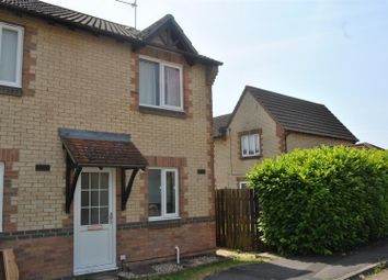 Thumbnail 2 bedroom end terrace house for sale in Pritchard Close, Upper Stratton, Swindon