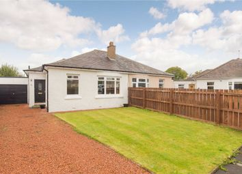 Thumbnail 2 bed semi-detached bungalow for sale in 69 Ashley Drive, Edinburgh