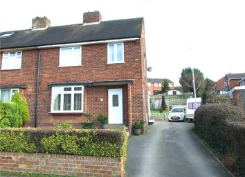 Thumbnail 3 bed semi-detached house for sale in West View, Tibshelf, Alfreton