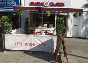 Thumbnail Restaurant/cafe to let in Clapham Common South Side, London