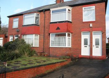 Thumbnail 3 bed flat to rent in Redcar Road, Newcastle Upon Tyne