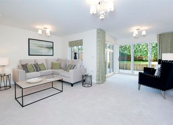 Thumbnail 3 bed link-detached house for sale in Saxon Way, Brambledown, Maidstone, Kent