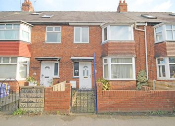 Thumbnail 3 bed terraced house for sale in Huntington Road, York, York