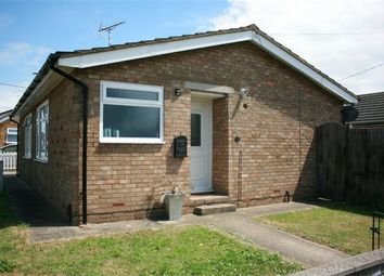Thumbnail 1 bed semi-detached bungalow to rent in 36 Sydervelt Road, Canvey Island, Essex