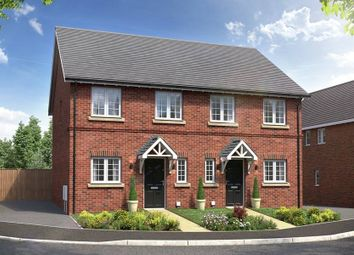 """Thumbnail 3 bedroom property for sale in """"The Gosford"""" at Red Lane, Burton Green, Kenilworth"""