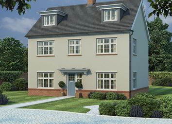 Thumbnail 5 bed detached house for sale in Highwood Green, Goudhurst Road, Marden, Tonbridge, Kent