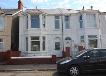Thumbnail 2 bed flat to rent in Highfield Avenue, Porthcawl, Bridgend.