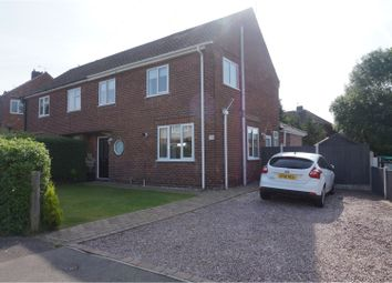 Thumbnail 3 bed semi-detached house for sale in Old Coppice Side, Heanor