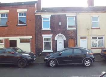Thumbnail 3 bedroom terraced house for sale in Madison Street, Tunstall, Stoke-On-Trent