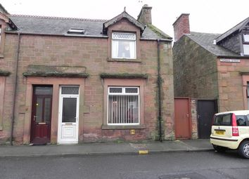 Thumbnail 3 bedroom terraced house for sale in 7 Rosebank Terrace, Annan, Dumfries & Galloway