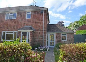 Thumbnail 3 bed semi-detached house to rent in Rickhayes, Wincanton