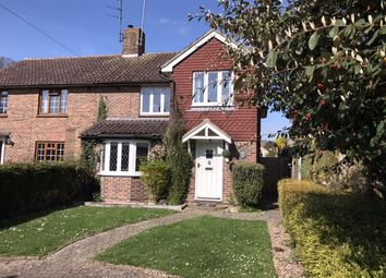 Thumbnail 4 bedroom semi-detached house to rent in Friday Street, Warnham, Horsham